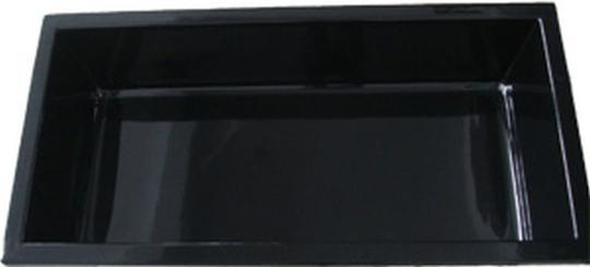GFK-Rechteckbecken, 140 x 70 cm