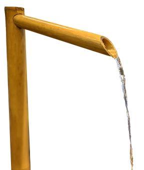 """Bambus-Wasserspiel """"Einfach"""", 75 cm"""