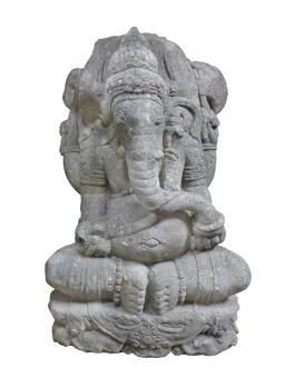 Sitzender Ganesha, 100 cm