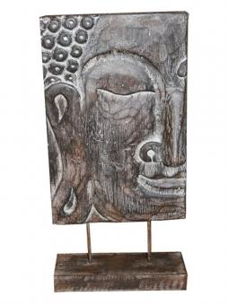 Buddha-Gesicht, rechts