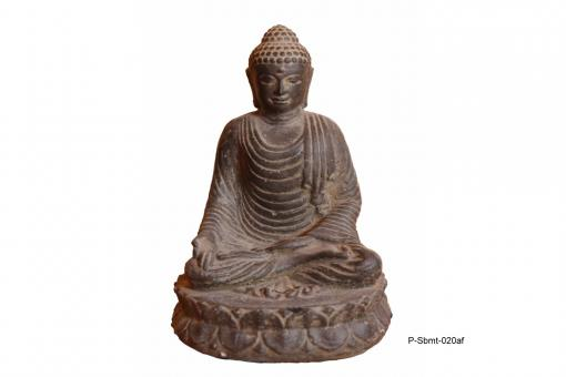 Sitzender Buddha, Muangthai, 20 cm H