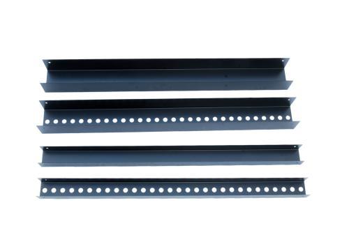 Abschlussschiene oben, Ø 3-5 cm, 90 cm