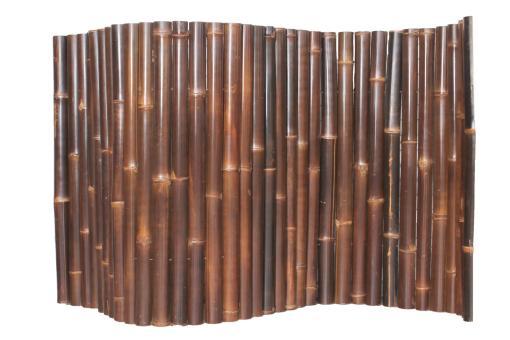 "Bambuszaun-Element ""Wulung"", dünnes Rohr, 180 x 180 cm"