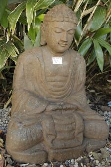 Sitzender Buddha, Japan, 50 cm