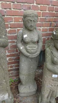 Stehende Dewi Sri – Balis Reisgöttin, 120 cm