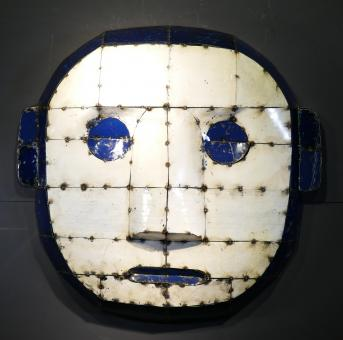 """Große Maske """"Tubbi"""""""