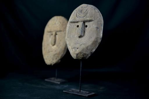 Set mit zwei Masken