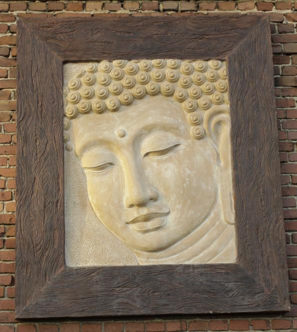 Buddha Relief, 200 cm H