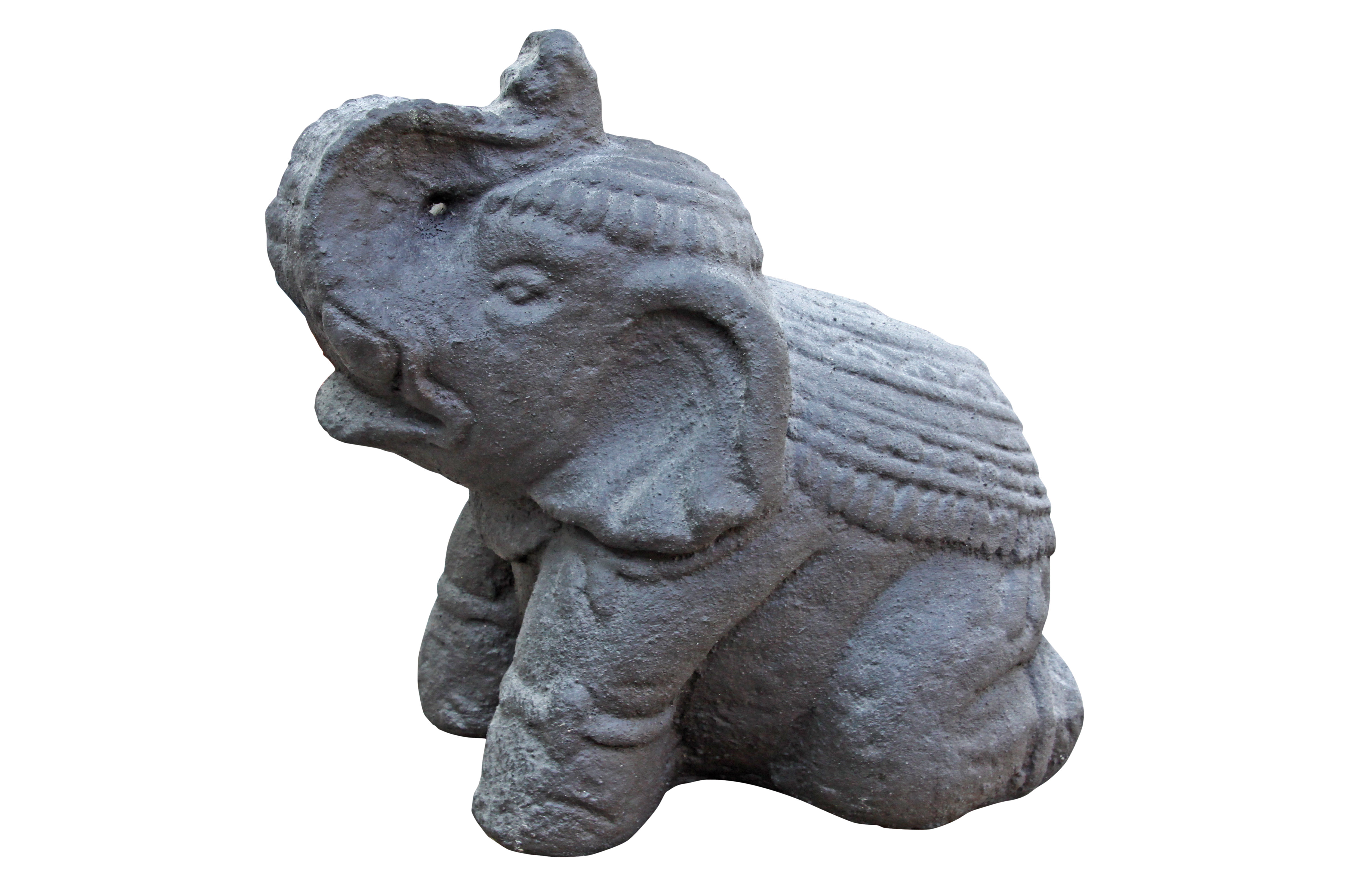 asiastyle  elefant indischer stil 30 cm l